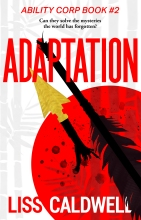 Adaptation book 1 in the YA teen book series #AbilityCorp
