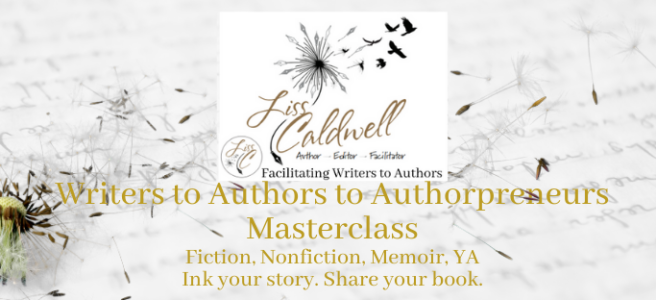 Writers to Authors to Authorpreneurs Masterclass